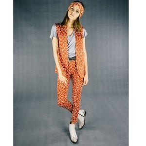 Lenni the Label Vest and Jeans Set